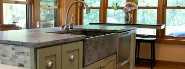 Kitchen Countertops Seattle - kitchen surprising soapstone countertops for contemporary kitchen