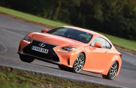 lexus sport uk lexus rc review 2017 autocar