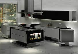 Minimalist Kitchen Design Liu Modern Minimalist Kitchen Design By Hode
