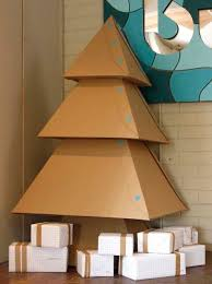 6 fake christmas trees you can fold 3d print or wire up at home