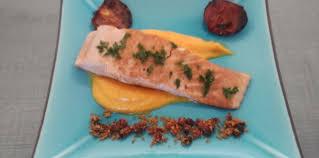 recette cuisine automne saumon saveurs d automne sur une note épicée facile et pas cher
