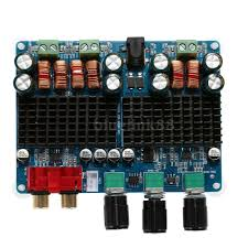 amplifier for home theater subwoofer subwoofer amplifier board ebay