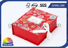 printed gift boxes design printed luxury paper gift box flat pack gift set fold