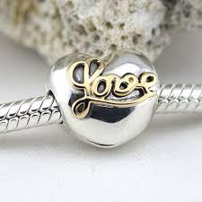 pandora sterling silver clip bracelet images 925 sterling silver heart clip beads fits pandora charms bracelet jpg