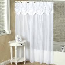 shower curtains fabric stall shower curtain bathroom design