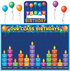 birthday boards birthday graph tcr5335