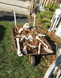 Outdoor Yard Decor Ideas Halloween Outside Decor Halloween Yard Decorating Ideas Bat