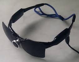 Technology For Blind People Usb Camera Glasses For The Blind Bionic Eye