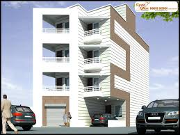 House Car Parking Design Independent Floor Design Apnaghar House Design Page 2