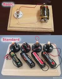 battery powered light bulb socket battery test
