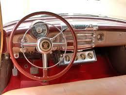 Buick Roadmaster Interior 1952 Buick Roadmaster Station Wagon Steering Wheel View