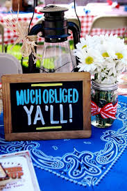 Western Style Centerpieces by 98 Best Western Theme Images On Pinterest Cowboy Party Parties