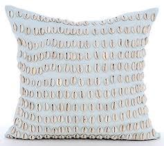 light blue pillow cases designer light blue pillow cases contemporary cushion co https