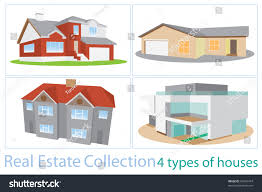 different types of houses ajarin us