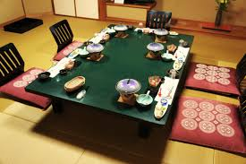 Japanese Dining Room Japanese Floor Dining Table Home Design