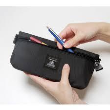 pencil cases dash and dot percent modern pencil fallindesign