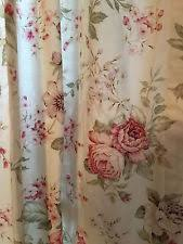 Jc Penneys Draperies J C Penney Floral Lined Curtains Ebay