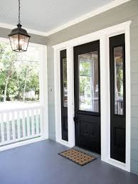 fixer upper texas sized house small town charm front doors