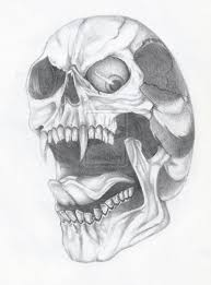 awesome skull drawings 23 pirate skull designs drawing