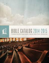 harper collins christian publishing bible catalog by cliff price