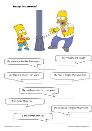 Demonstrative Pronoun Worksheet English Grammar Elementarytake The Pen