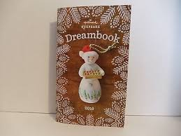 2016 hallmark keepsake dreambook ornaments catalog book new