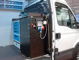 scaffali per furgoni usati allestimento furgoni compagnin