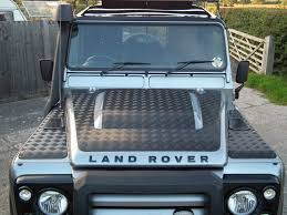 1995 land rover defender interior land rover defender chequer plate from mammouth