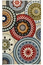 Amazon Com Area Rugs Better Homes And Gardens Rugs Better Homes And Gardens Iron Fleur