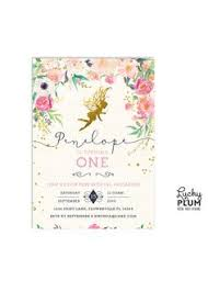 fairy birthday invitations iidaemilia com