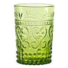 bicchieri verdi bicchieri zafferano eshop