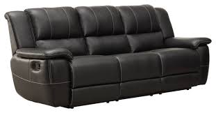 Black Leather Recliner Beautiful Black Leather Recliner Sofa Black Leather Reclining Sofa