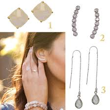 styles of earrings 3 must earring styles for fall 2015 designs