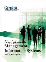 management information system system information