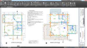 logiciel de dessin batiment avec autocad for mac et pour windows