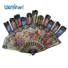 hand fans for sale cheap plastic spanish floral folding hand fan for sale buy plastic