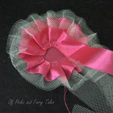 tulle flowers of pinks and fairy tales satin and tulle flower tutorial