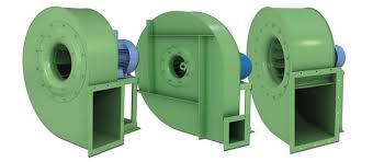 industrial air blower fan radial fans and blowers air control industries ltd