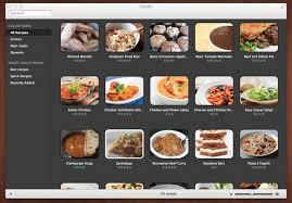 application recettes de cuisine foodie un gestionnaire de recettes simple mais efficace