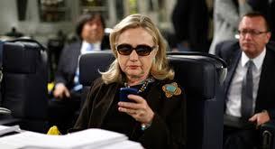 Hillary Clinton Texting Meme - hillz hearts texts from hillary politico