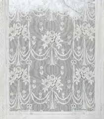 dundee madras lace panel imported from scotland available in