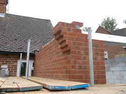 Corbelled Brick Chimney Stack Works Parapet Wall Works U2013 Pro Fix Roofing Services