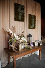 Entrance Table by Best 25 Wedding Entry Table Ideas Only On Pinterest Memorial