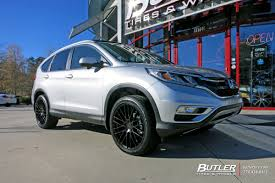 Wide Rims And Tires For Trucks Honda Crv With 20in Tsw Max Wheels Exclusively From Butler Tires
