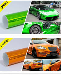 rose gold car chrome rose gold car wrapping vinyl film car wrapping film with