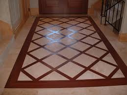 mixed wood and tile floor designs inlaid furniture loversiq