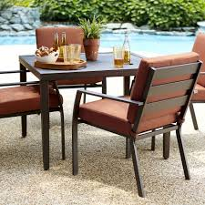 Patio Dining Sets With Fire Pits by Patio 34 Hampton Bay Patio Furniture Replacement Cushions