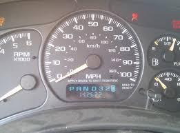 2003 Trailblazer Obd2 Wiring Diagram Repair The Odometer Prnd321 Lcd Display On A U002799 U002706 Gm Chevy