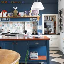 ikea navy blue kitchen cabinets 35 inspiring blue kitchen cabinets ideas for your home