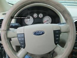 2005 Ford Freestyle Interior 2005 Ford Freestyle Limited News Reviews Msrp Ratings With
